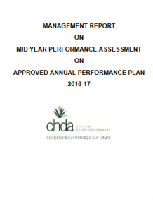 Mid-Year Performance Report _ 2016-17